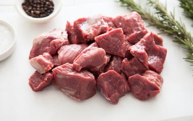 Grass-fed Lamb Stew Meat (Frozen)