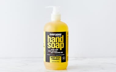 Meyer Lemon & Mandarin Hand Soap