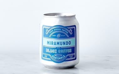 Guatemalan Miramundo Cold Coffee