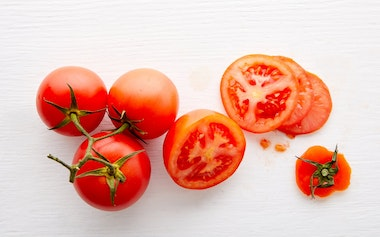 Organic & Fair Trade On-The-Vine Tomatoes