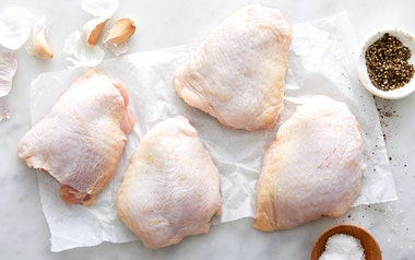 Whole Chicken Thighs