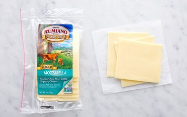 Organic Sliced Mozzarella