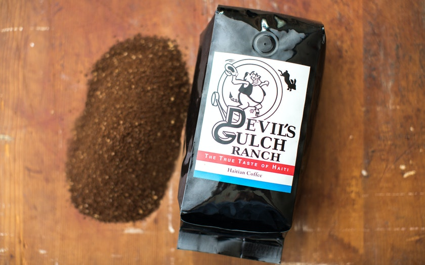 Haitian Coffee - Medium Roast Ground