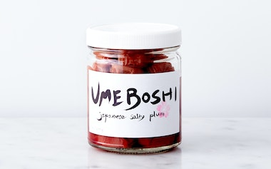 Umeboshi Pickled Plums
