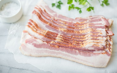Uncured Rustic Bacon