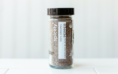 Organic Peppercorn Black Ground