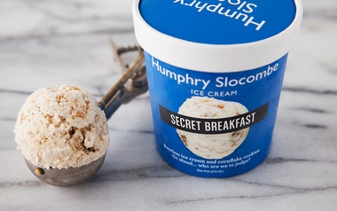 Secret Breakfast Ice Cream
