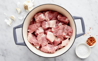 Pork Shoulder Stew (Frozen)
