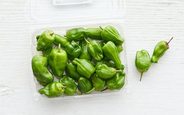 Organic & Fair Trade Padron Peppers (Mexico)