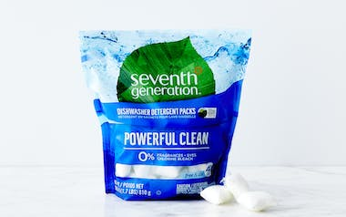 Free & Clear Dishwasher Detergent Packs
