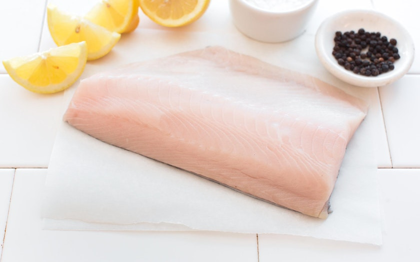 Half Pound Fresh Wild Black Cod Fillet