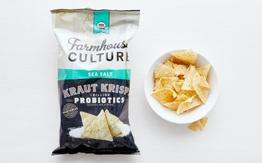 Organic Sea Salt Kraut Krisps