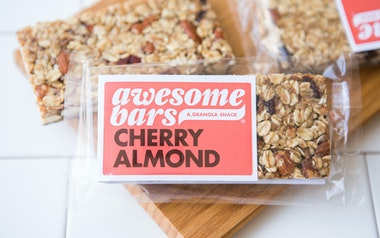 Cherry Almond Awesome Bar