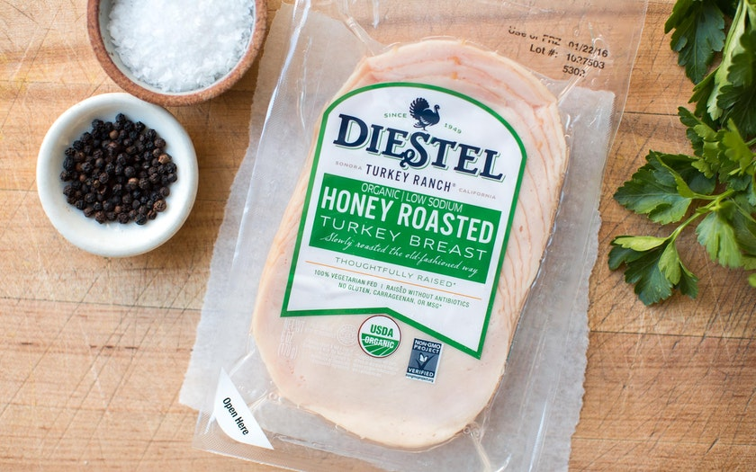 Organic Honey Roasted Turkey