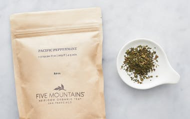 Organic Pacific Peppermint Loose Tea