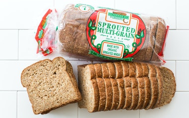 Sprouted Multigrain Bread
