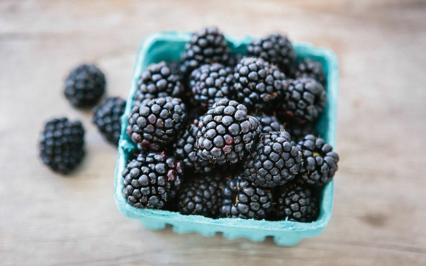 Organic Triple Crown Blackberries