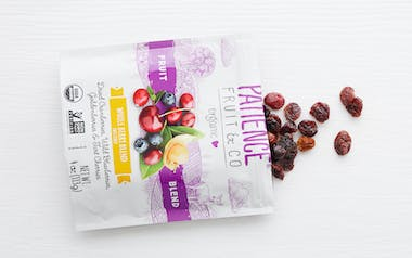 Organic Sweetened Whole Berry Blend