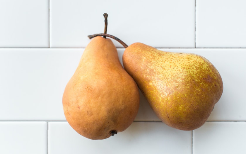 Bosc Pears For Baby Food