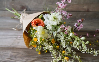 Seasonal Floral Bouquet
