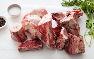 Grass-Fed Beef Bones (Frozen)
