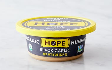 Organic Black Garlic Hummus