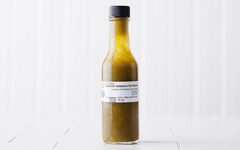 Cultured Green Jalapeño Hot Sauce