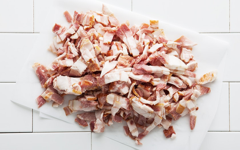Uncured Bacon Lardons (Frozen)