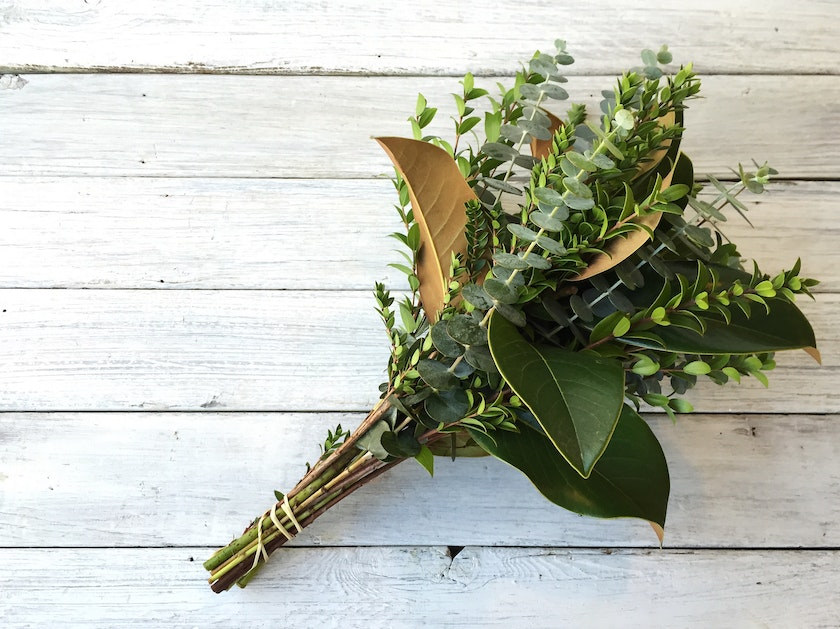 Posy Greens Bouquet