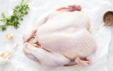 Organic Broad Breasted Turkey (14-16 lb)