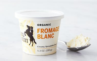 Organic Fromage Blanc