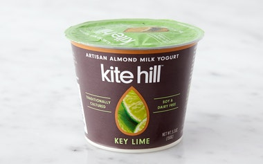 Key Lime Almond Milk Yogurt