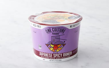 Japanese Spicy Chicken Ramen Cup