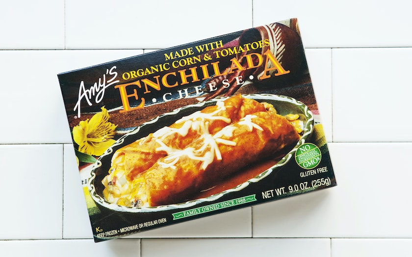 Gluten-Free Cheese Enchiladas