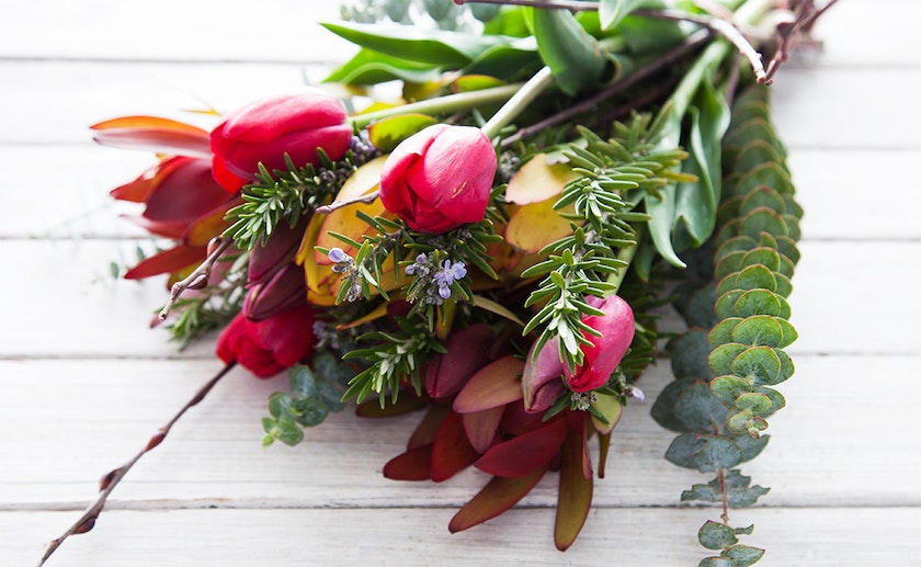 Organic Seasonal Bouquet