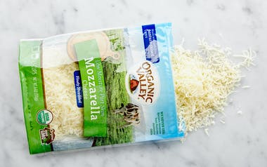 Organic Shredded Mozzarella Cheese