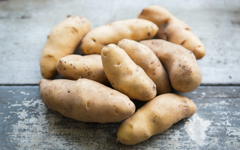 Organic Princess La Ratte Fingerling Potatoes