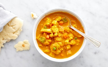 Konkani Coconut Vegetable Curry