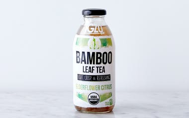 Organic Elderflower Citrus Bamboo Leaf Tea