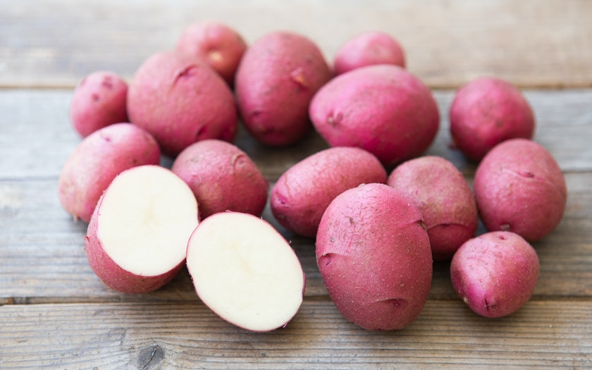 Organic Baby Red Potatoes