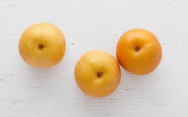 Organic & Biodynamic Hosui Asian Pears
