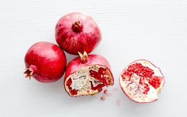 Organic Pomegranate Trio