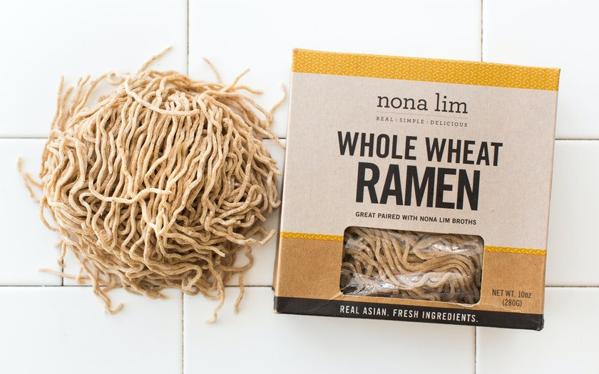 Whole Wheat Ramen