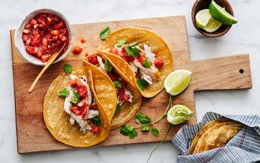 Simple Chicken Street Taco Kit