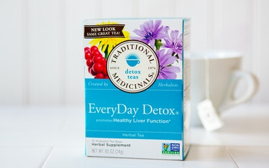 Everyday Detox Tea Bags
