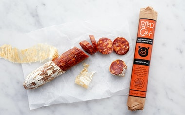 Red Wattle Salami