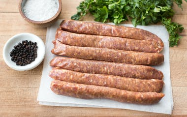 Pork Breakfast Sausage (Frozen)