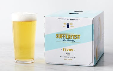 Gluten-Reduced Flyby Pilsner