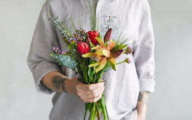 Organic Cutie Seasonal Bouquet