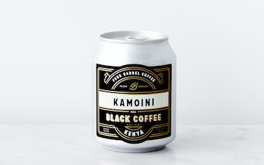 Kenyan Kamoini Mill Cold Coffee